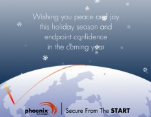 Phoenix Holiday Card